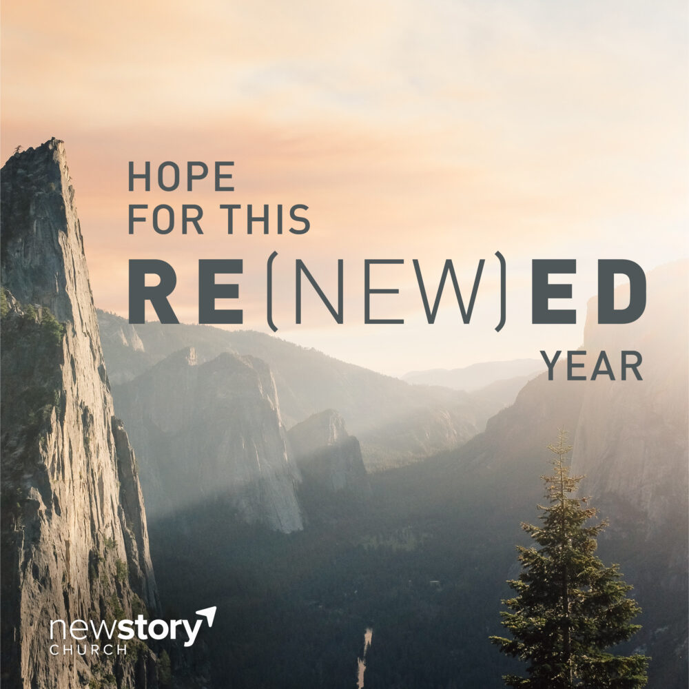 Hope For this Renewed Year